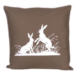 "Putetrekk ""kanin"", 45x45 cm"