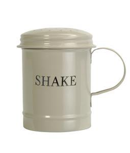Mel Shaker - leirehvit