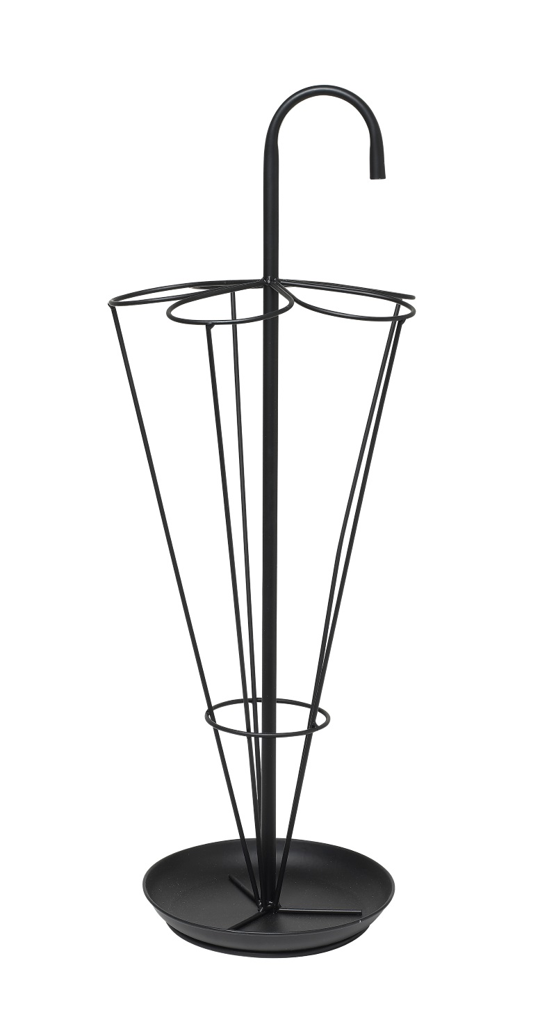 Molly Marais Paraplystativ Svart, Ø28xH80 cm (268-FF520024)