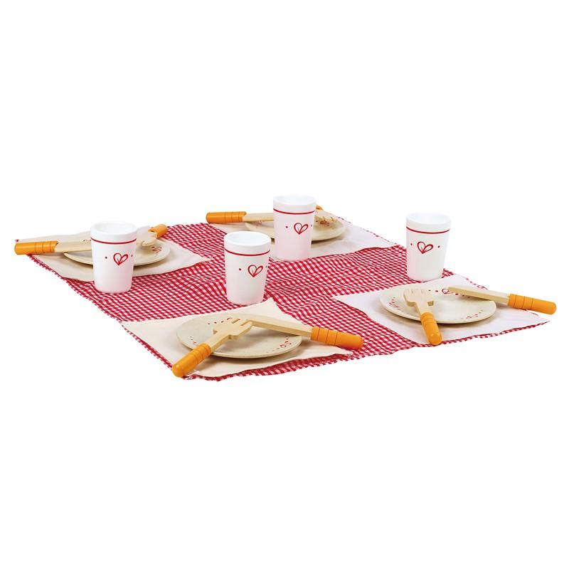 HAPE Pikniksett - med teppe (125-5832)