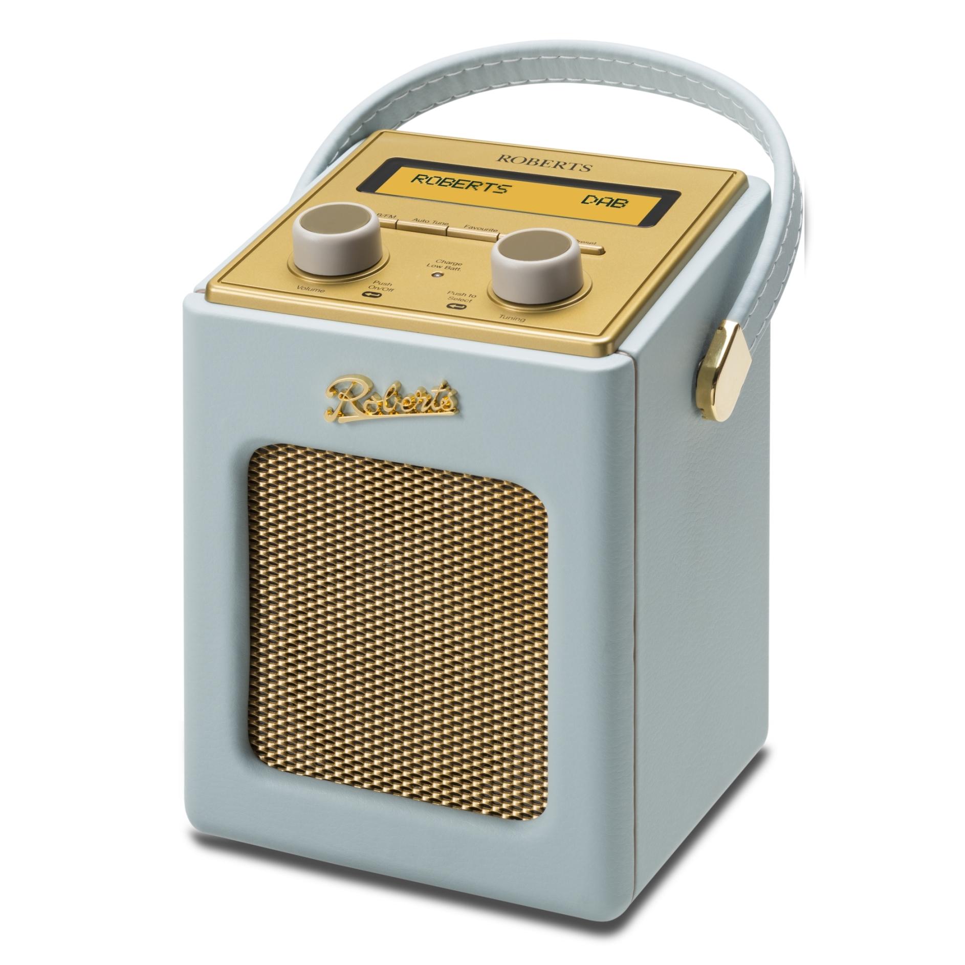 Roberts Radio Revival Mini DAB+ Radio Duck Egg (130-313001)