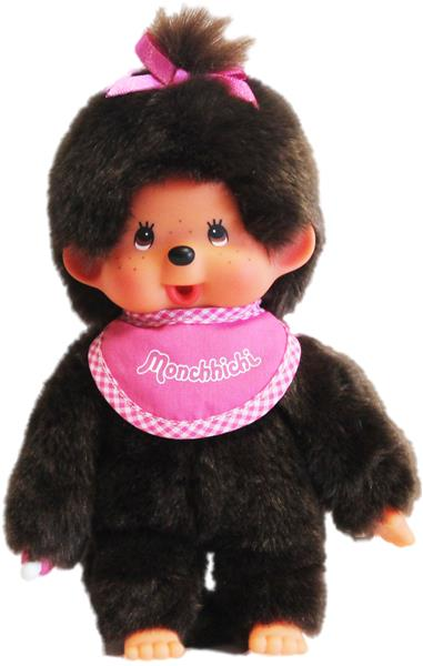 Monchhichi Classic Rosa, 20cm (351-5851665)
