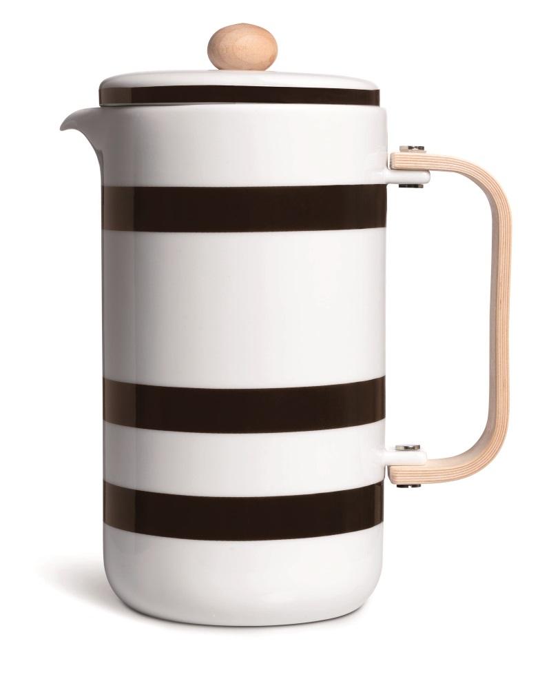 Kähler Omaggio Presskanne Kaffe, Brun (180-10130)