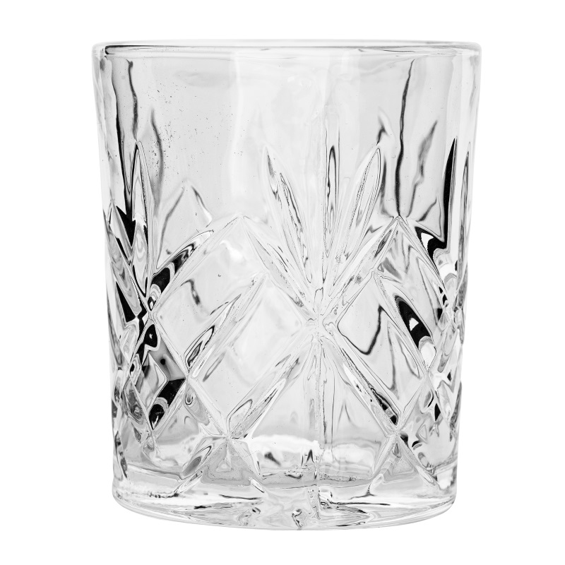 Bloomingville Drikkeglass Klar, Ø8xH10cm (1stk) (152-32111470)