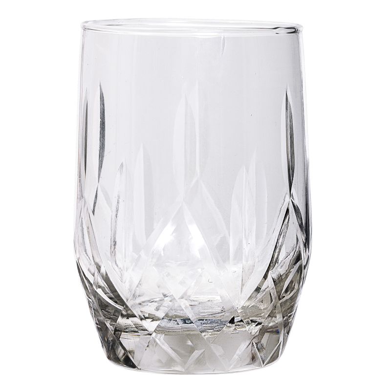 Bloomingville Drikkeglass Klar, H9.5cm (1stk) (152-32147795)