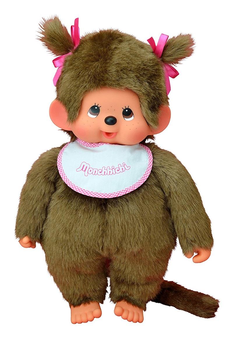 Monchhichi Classic Rosa - 45cm (351-5851667)
