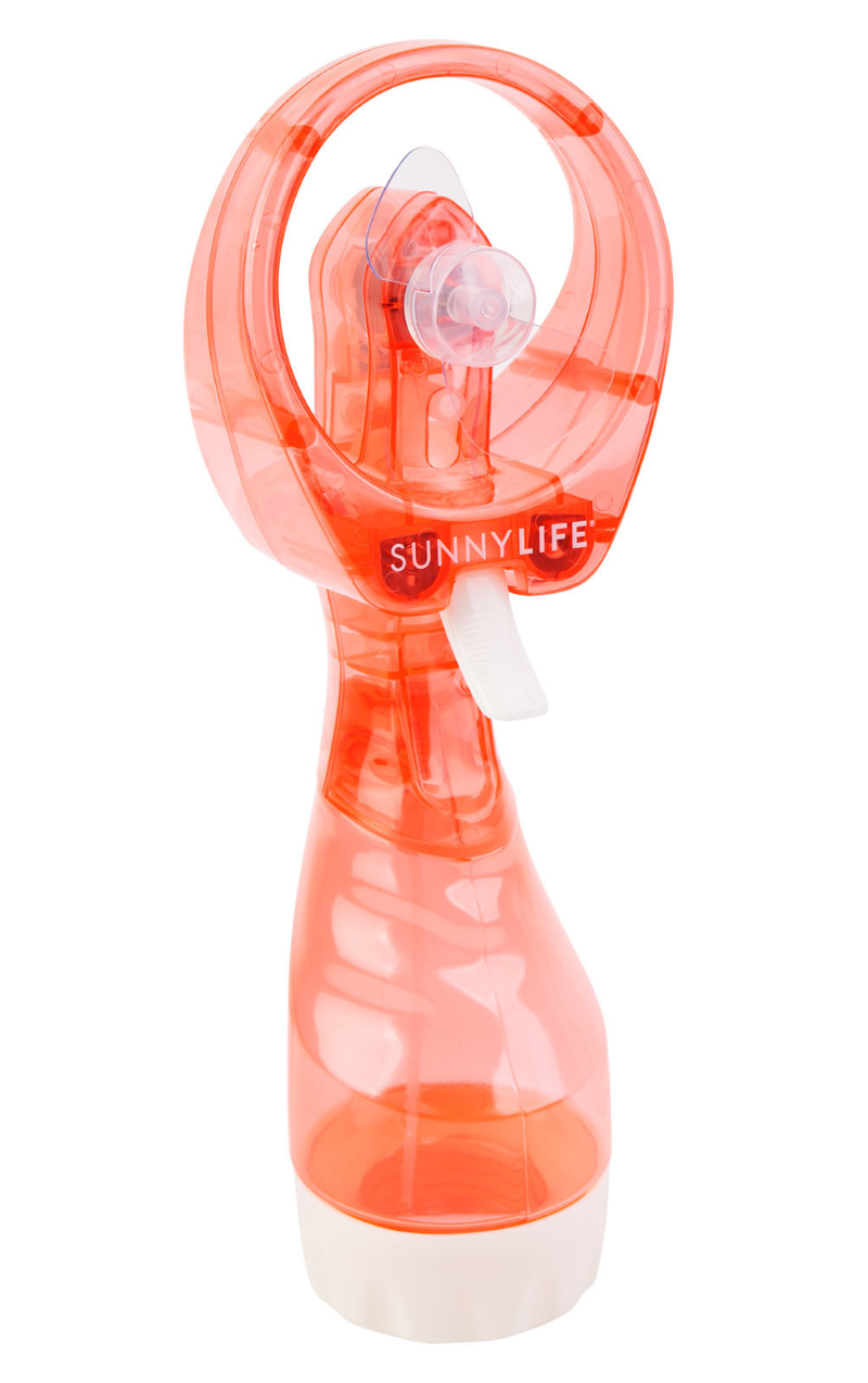 Sunnylife Vifte med vannkjøling, Coral (439-SUIFAMXC)