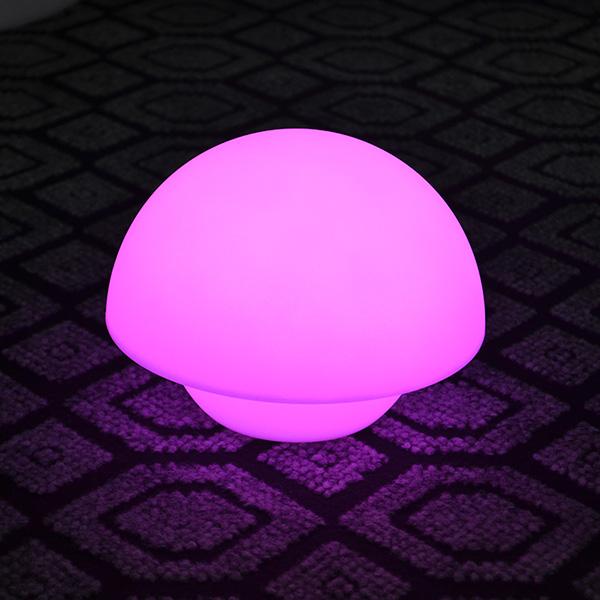 Trend light LED-Lampe Sopp H18cm, oppladbar (422-W-ML01)